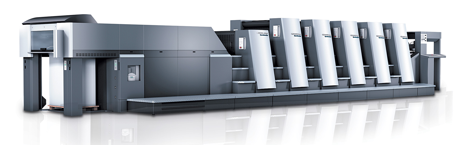 Heidelberg 8 Colours Machine | Feras Printing Press