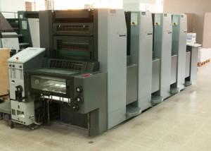 Printing Floor three
