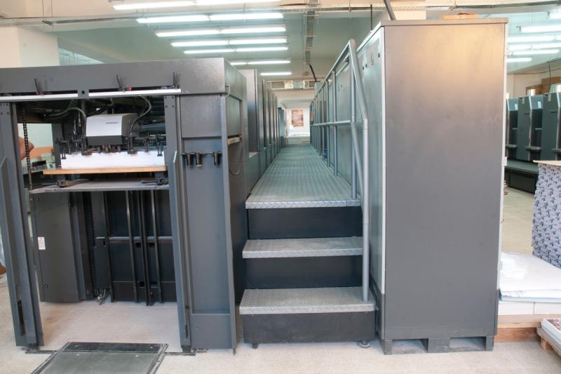 Printing Floor two