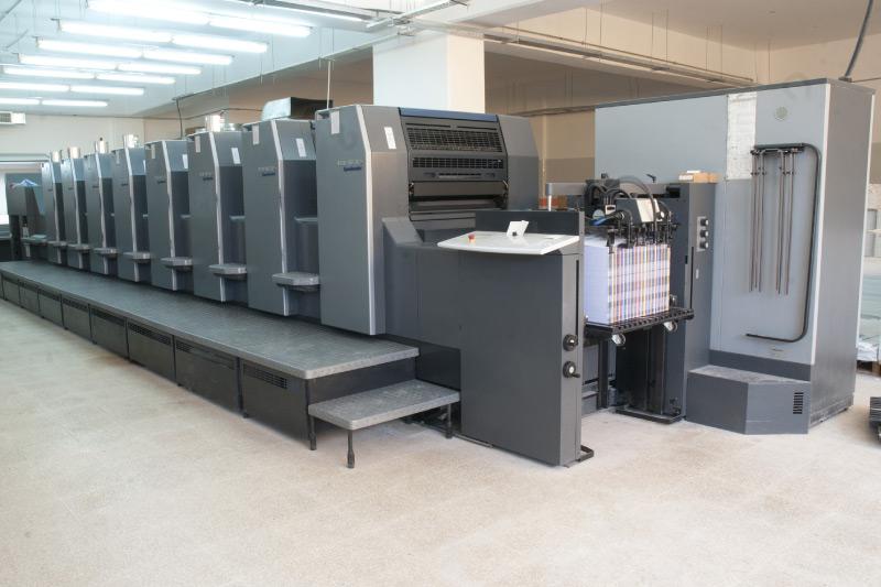 Printing Floor